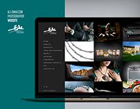 Ali Omar Studio & Photography, Website & Book Profile