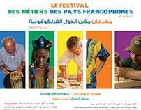 Le Festival des Métiers des Pays Francophones