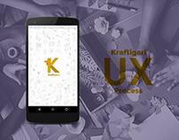Kraftigari - UX process