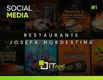 Social Media | Josefa Nordestina #1