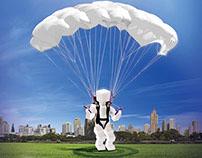 Amaryl - Parachute concept