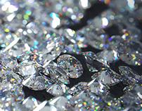 Diamonds CGI Study