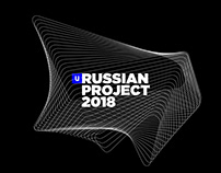 RUSSIAN PROJECT 2018 AWARD