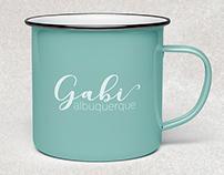 GABI ALBUQUERQUE | logo + visual identity