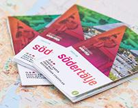 Södertäljebyrån Map Design