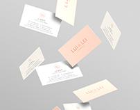 Lui & Lei Identity Design