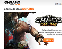 Website Ongame