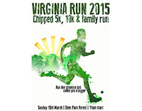 Virginia Run 2015
