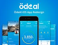 ÖdeAl App - iOS App Redesign