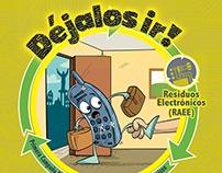 Campaña de Reciclaje de Residuos Electrónicos RAEE