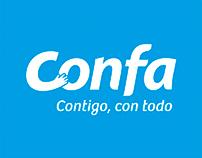 Confa :: Rebranding