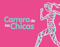 Carrera de las Chicas 5k 2015