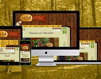 La Vallée Secrète - Site web