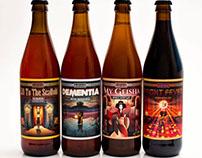 Raduga Brewery Movie Labels