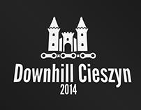 Logotypy Downhill City Tour