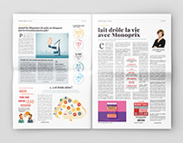 """Journal """"tout compte"""" by harpagon - #1"""