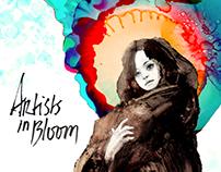Poster Design - Artists in Bloom
