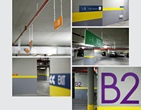 Wayfinding Signage - Commercial