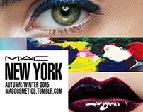 AW15 MAC Fashion Week
