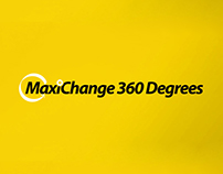 Identity & Website for MaxiChange360 Degrees