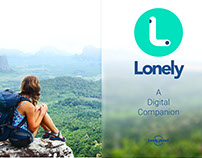 'Lonely' A Digital Companion for Lonely Planet