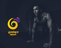 Golden Assiut | Logo