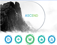 ASCEND - Presentation Template for Powerpoint