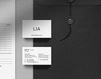 LIA- Brand Identity