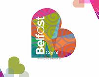 City Of Belfast Logo (DESIGN Me)