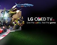 LG, OLED TV: Campaña de Experiencia para PDV
