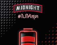 Smirnoff Midnight100_Songkran Festival 2016