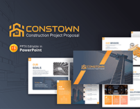 Constown – Construction Project Proposal Presentation