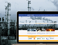 SERVTECH Website Design & Development