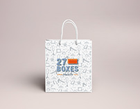27 Boxes Rebranding