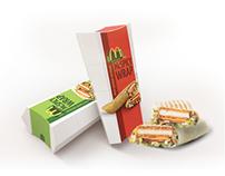 """GreenWrap"" - McDonalds Wrap Packaging"