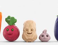 Vegetables tests