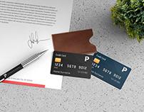 Free Membership Card Mockup