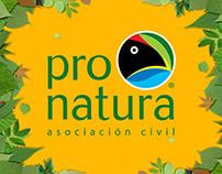 We Love Pronatura!