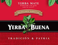 Yerba Buena - Branding & Advertising campaign