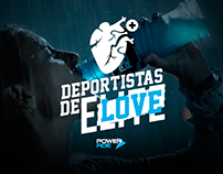 Powerade / Deportistas de Elove