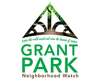 Grant Park Neighborhood Watch Campaign