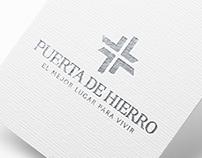 Puerta de Hierro Branding Project