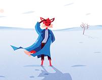 Karácsonyi Novella 2015 - Illusztrációk