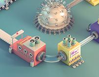Machines In Miniature
