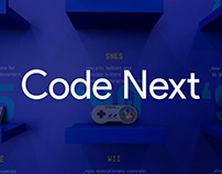 Google Code Next