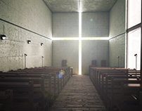 Church of Light visualization