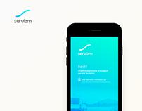 Servizm App