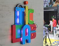 TIC LAB | LOGO 3D