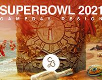 Super Bowl 2021 Gameday