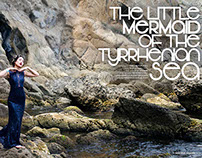 The Little Mermaid # OBSCURAE MAGAZINE (USA)